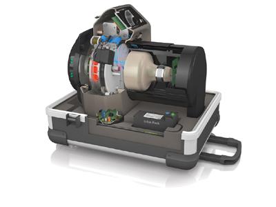 Cистема компьютерной радиографии высокого разрешения DUERR